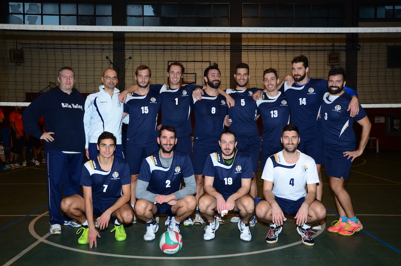 Finali ELITE Volley Cup maschile Milano