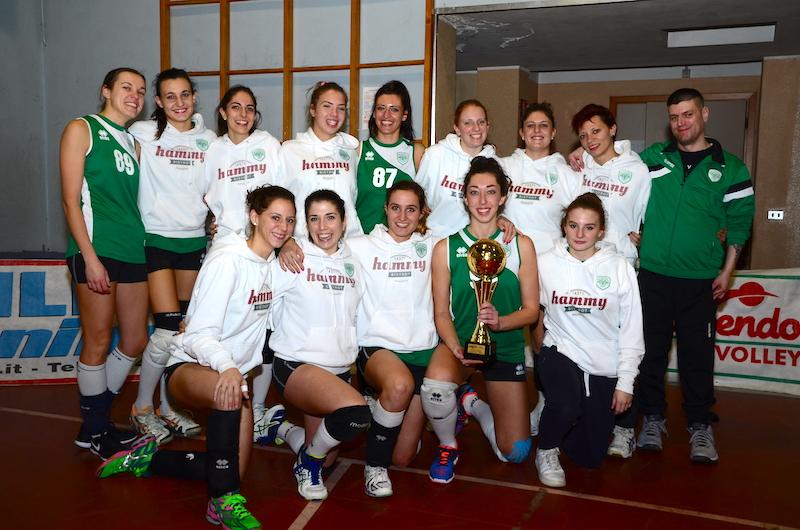 Finali 18° TOP Volley Cup Femminile Milano